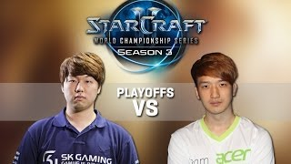 MC vs. MMA - Grand Final - WCS Europe Season 3 Finals - StarCraft 2