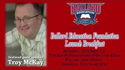 Ballard Education Foundation Launch Breakfast