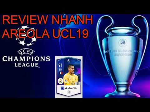 FO4 REVIEW GK AREOLA UCL19 - FIFA ONLINE 4