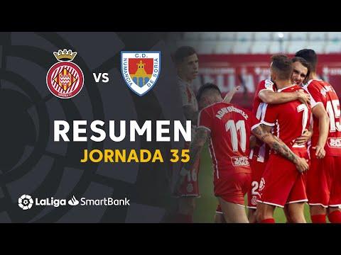 Girona Numancia Goals And Highlights