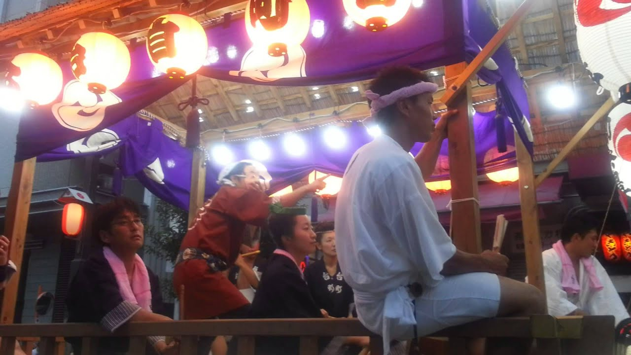JapanForever In diretta dal Giappone - Funabashi Matsuri 2013