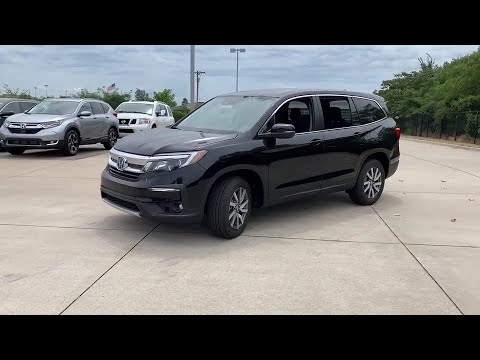2019 Honda Pilot Fayetteville, Fort Smith, Bentonville, Conway, Muskogee H19488