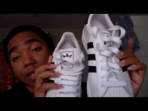 Adidas Superstar 2 Ii Lace Tutorial