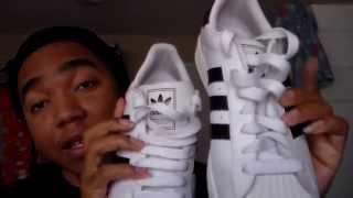 Adidas Superstar 2 ii lace tutorial 64af41ad62