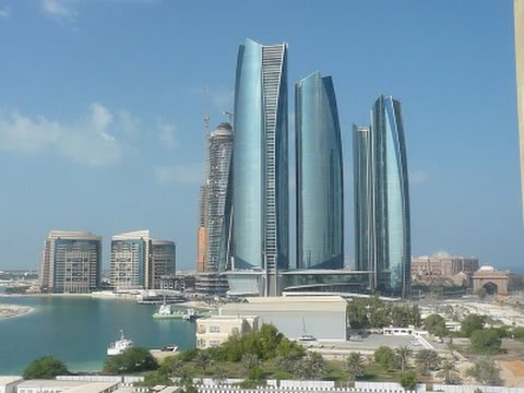 VLOG 2: Etihad Towers Abu Dhabi (Part 1)