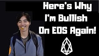 I've Changed My Mind | Here's Why I'm BULLISH On EOS Again!