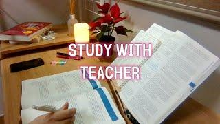 [21.01.05.화]ㅣ선생님과 함께 공부해요 &quo…