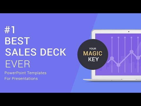 Best Sales Deck PowerPoint Templates Designs For Presentations