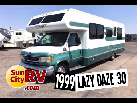 Lazy Daze For Sale Phoenix 30 Island Bed RV 1999 | Sun City