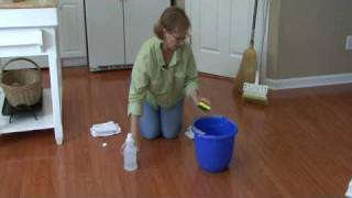Cleaning Floors : How to Remove Cat Urine From Hardwood Floors