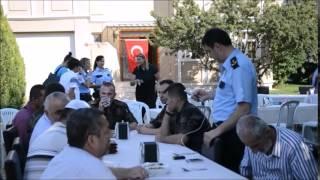 İstanbul Emniyet Müdürü Altınok şehit ailesini ziyaret etti