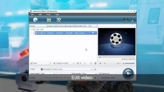 How to Rip DVD to MP4 video with Leawo DVD Ripper