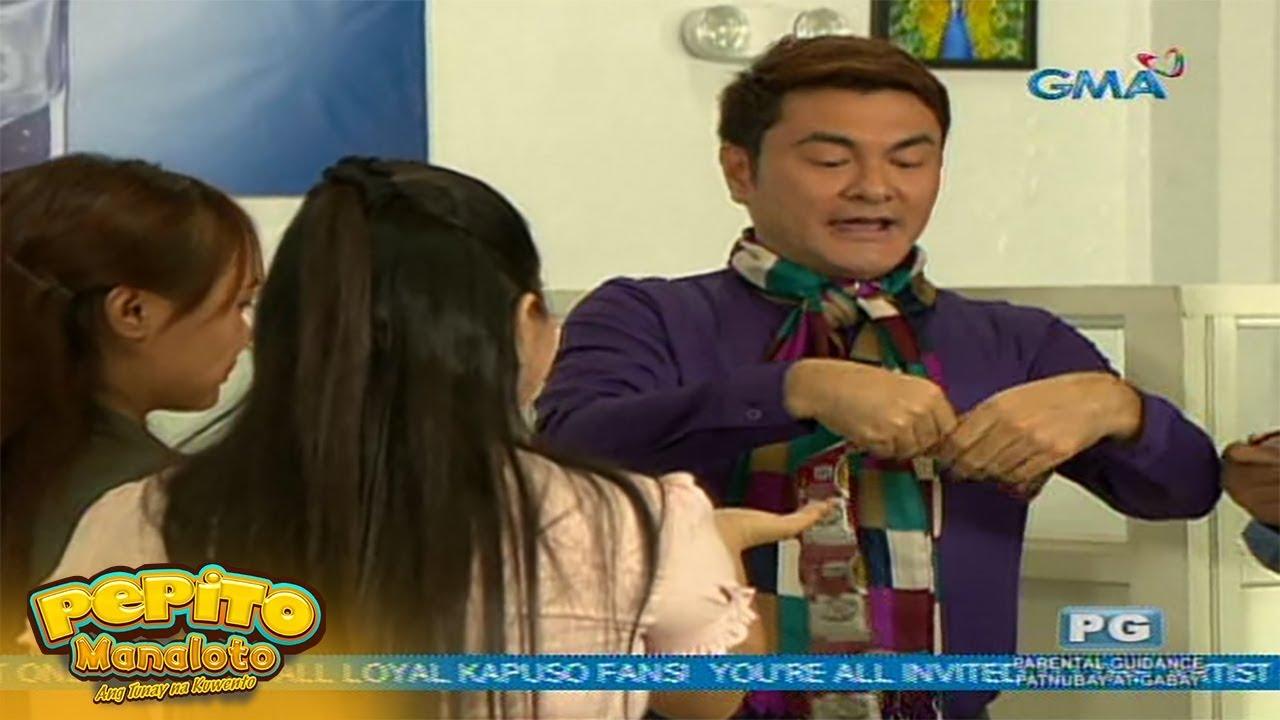 Pepito Manaloto: Sari-sari store sa office