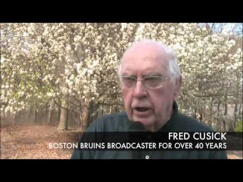 Fred Cusick on the Boston Bruins 1970 Stanley Cup Victory