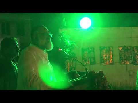 Ex MNA Multan Sheikh Muhammad Tahir Rasheed Speech at Hamid Khan House NA155