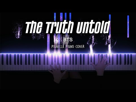 BTS - The Truth Untold (feat. Steve Aoki) | Piano Cover by Pianella Piano