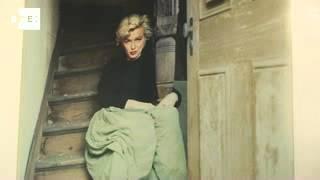 Marilyn Monroe inédita, fotografiada por Milton Green