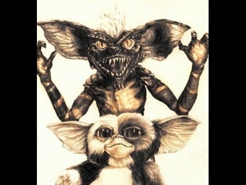the gremlins the gremlins 1984 christmas horror comedy movie commentary youtube