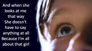 Jai Waetford-That Girl Lyrics