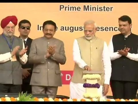 Prime Minister Modi to lay foundation stone of two new metro projects in Mumbai