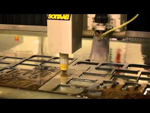 Ecofitec Table De D 233 Coupe Plasma Water Doovi