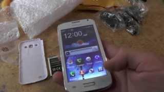 Из Китая посылка №14 Телефон оригинал i9300 Samsung Galaxy S 3(Самый дешевый i9300 TV WiFi телефон 4.0-дюймовый сенсорный экран мобильный телефон Dual SIM-карта сотового телефона..., 2014-06-30T11:01:59.000Z)
