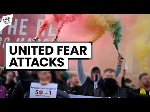 United Fear ATTACKS Tonight On Bus & Hotel! | Man United News