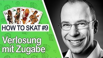 How to Skat #9: Verlosung mit Zugabe (mit Untertiteln)