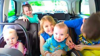 Estamos na do carro - Canção Infantil | Música para crianças de Five Kids