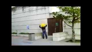 A Honey Bear Gives A UC Berkeley Campus Tour
