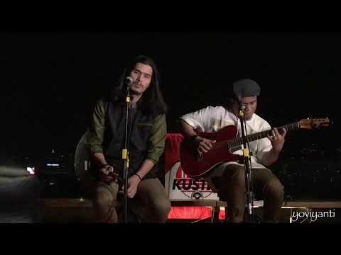 VIRZHA - DAMAI BERSAMAMU (Live At Hotel De Paviljoen)