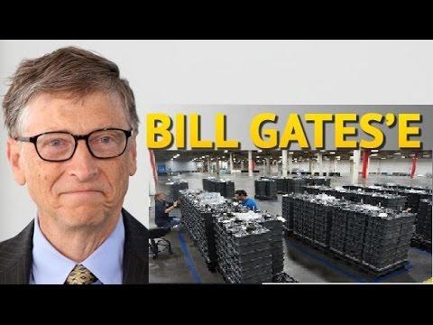 Bill Gates's battery factory went bankrupt