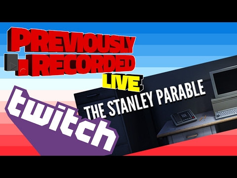 A Novice Plays - The Stanley Parable