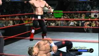 Smackdown vs Raw 2008 Season Mode Ep.6- Backlash