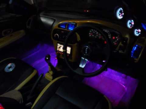 Modified Indian Car Mitsubishi Lancer Youtube