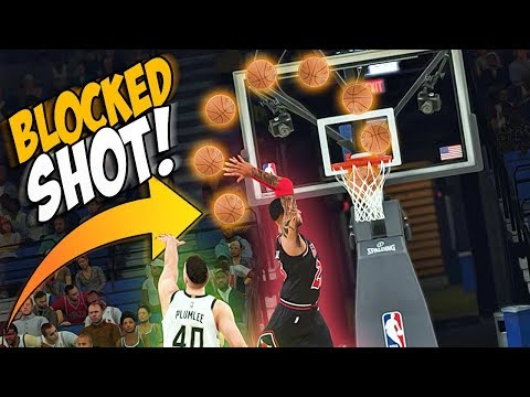 The IMPOSSIBLE TRICK SHOT You Have To See To Believe! - NBA 2K18 MyCAREER