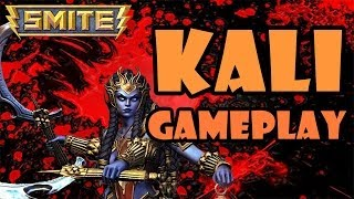 "SMITE Kali Gameplay - ""Death and Destruction!"""