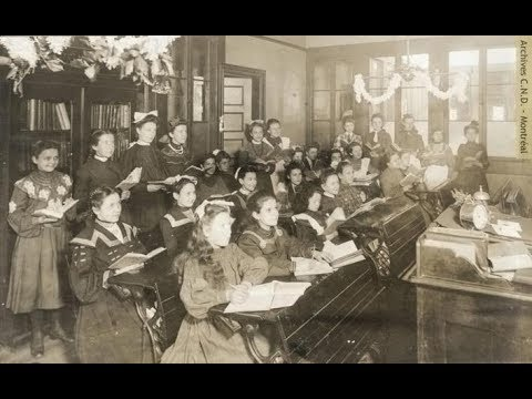 HQC4 - P6 - Les nationalismes et l'autonomie du Canada - 10 - Éducation et formation technique