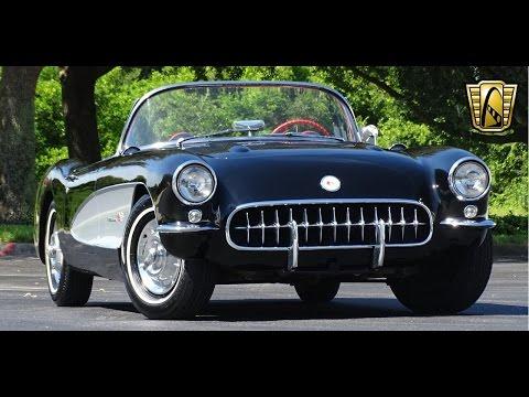 1957 Chevrolet Corvette Gateway Classic Cars Orlando #543