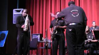 Kashmere Reunion Stage Band - All Praises