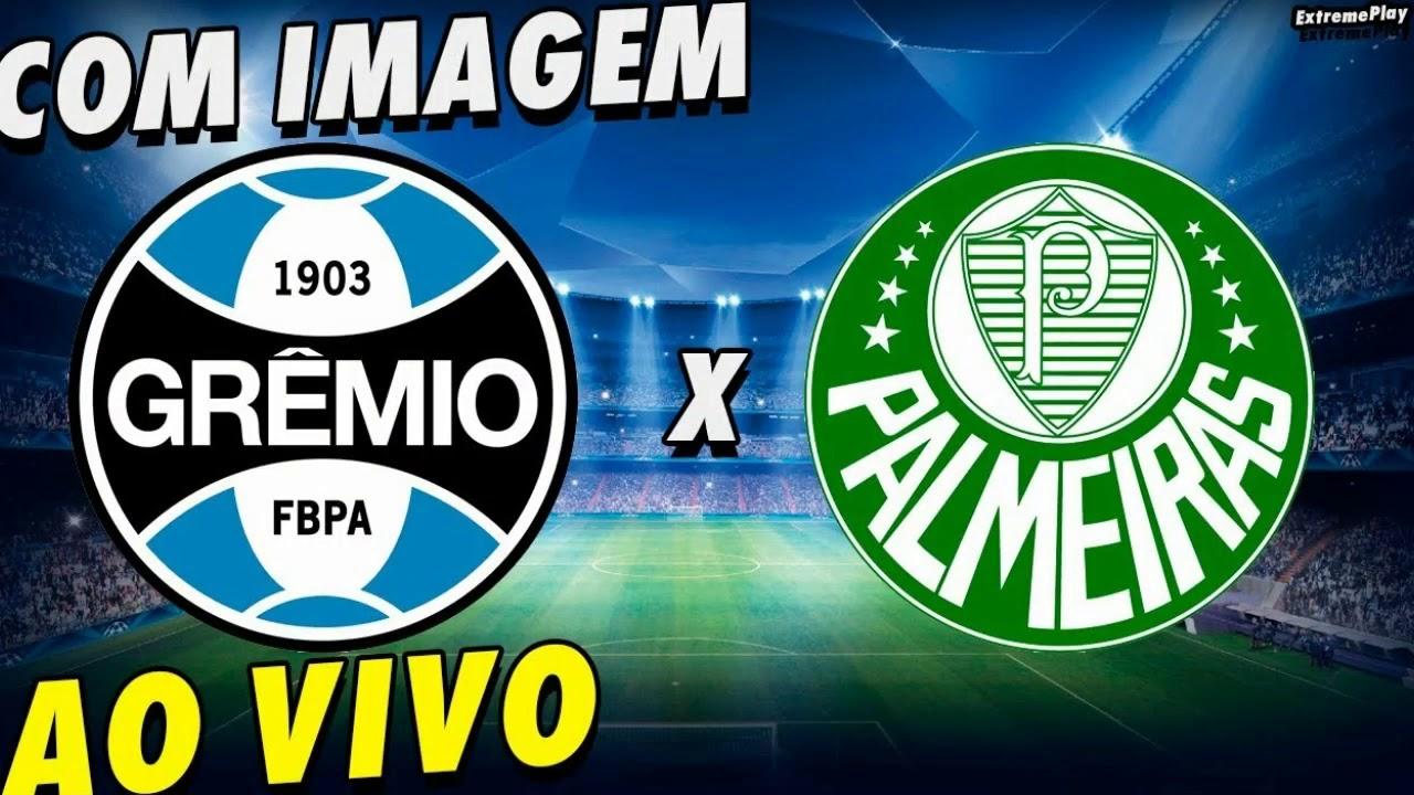 GREMIO X PALMEIRAS!! - YouTube