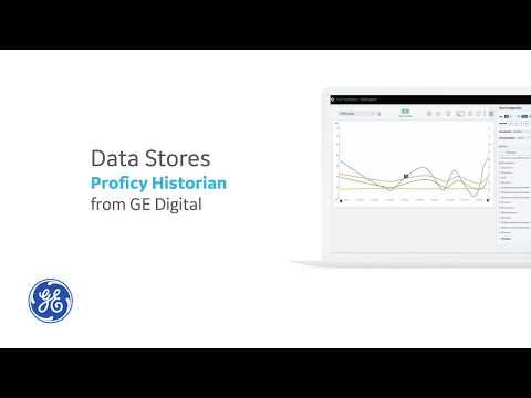 Proficy Historian: Data Stores