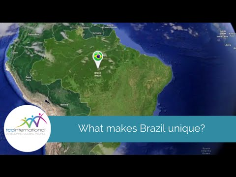 Cultural Diversity in Latin America (part 9) - What makes Brazil unique?