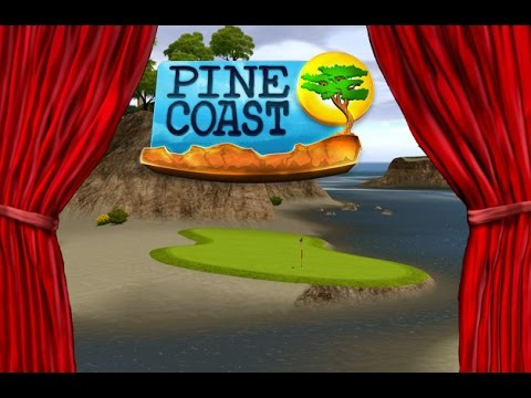 Golden Tee 2017: Pine Coast Six-Hole Preview