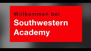 2020 Southwestern Academy Sizzle Video (German)