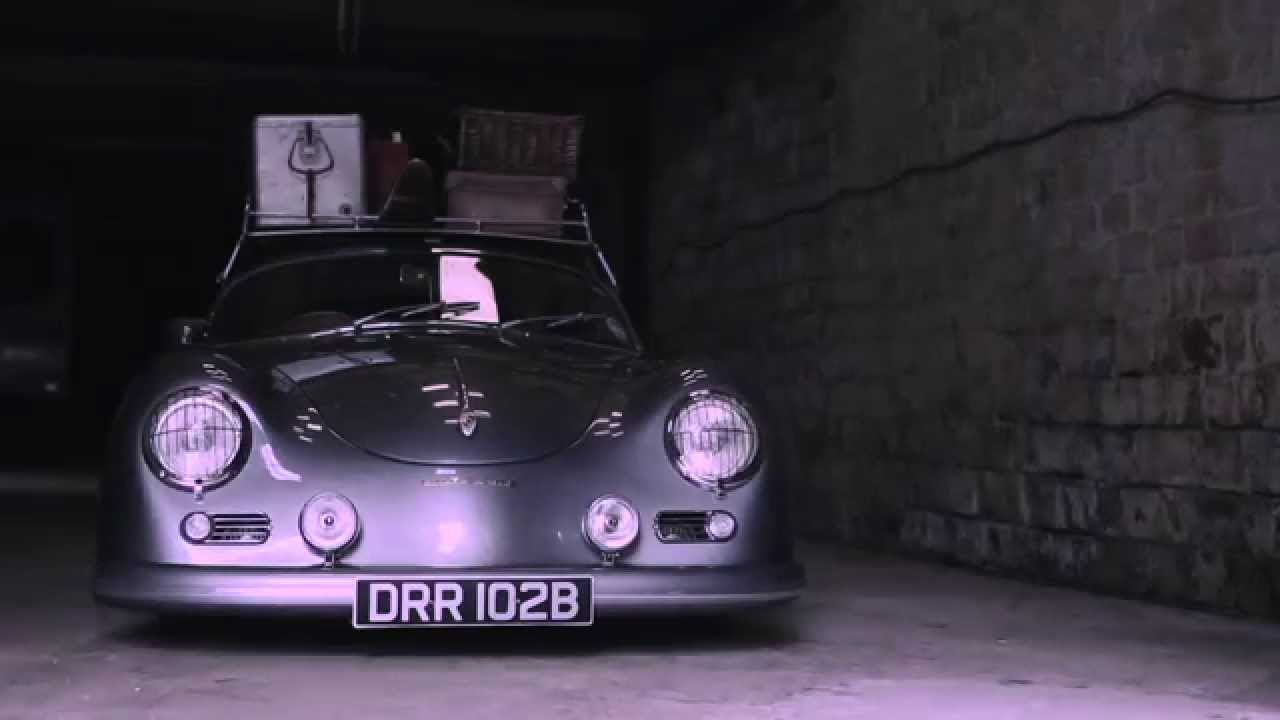Watercooled Society Custom Porsche Speedster Youtube