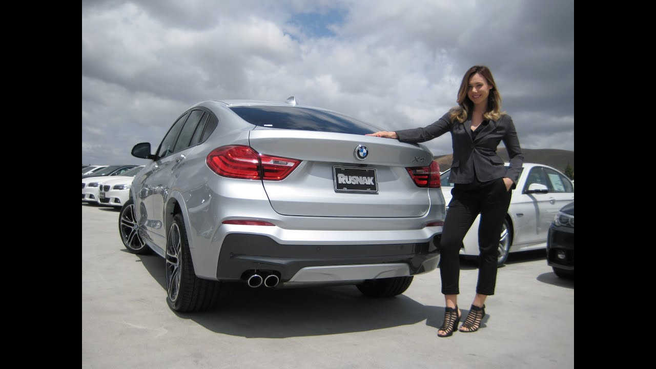 New Bmw X4 35i M Sport 20 Quot M Wheels Full Review Youtube