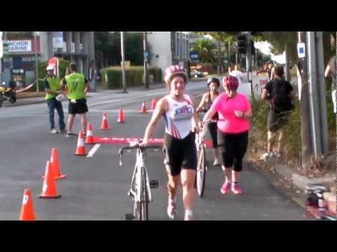 Steven Cole 6781 Active Feet Fun Tri Series 2011 12 Sandringham Race 4