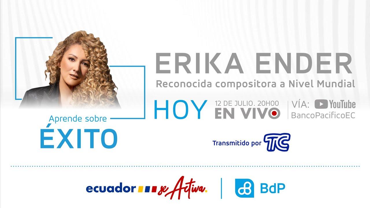 Congreso Ecuador se activa - Aprende sobre éxito con Erika Ender