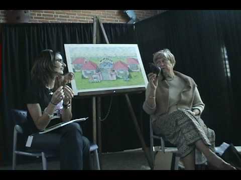 MLP Fair 2008: Bonnie Zacherle at Hasbro Tour